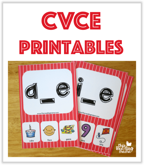 small resolution of CVCe Printables - This Reading Mama
