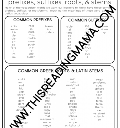Vocabulary Graphic Organizer for Grades 3-5 - This Reading Mama [ 1024 x 791 Pixel ]