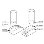 SL-800-24 CalTrak™ 50 to 5000 Standard Cubic Centimeters