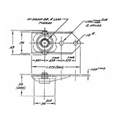 CA17033 CA17033 Series LiveLock™ Receptacle Assembly