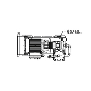 40 DG Sullivan-Palatek® DG Series 40 Horsepower (hp) Motor