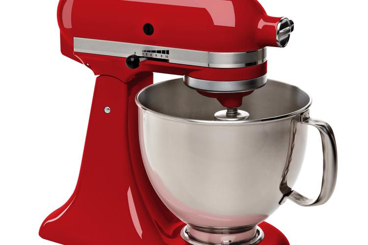 red kitchen aid mixer orlando hotels with full the history of kitchenaid