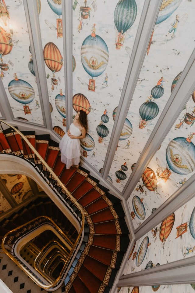 Saint James Paris Hotel katie one ketevan