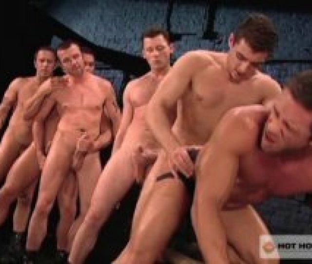Horny Guy Got Gangbanged By Those Horny Boys