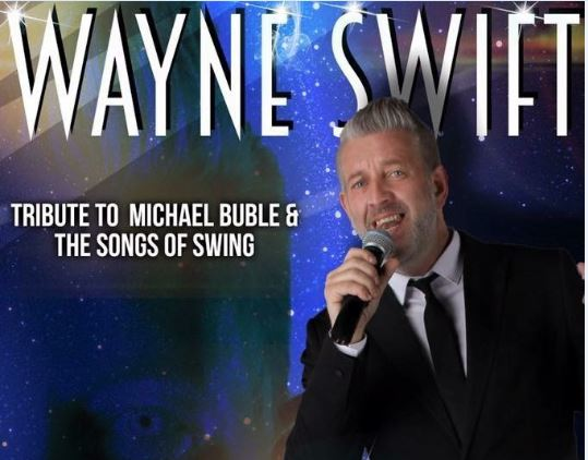 michael buble tribute at