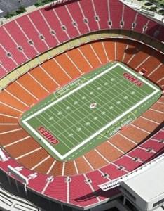 also arrowhead stadium seating chart row  seat numbers rh tickpick