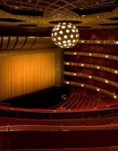 also david  koch theater seating chart row  seat numbers rh tickpick
