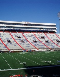 also vaught hemingway stadium seating chart row  seat numbers rh tickpick