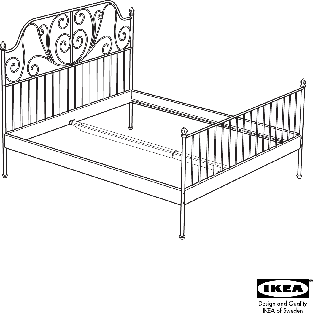 Download IKEA Assembly Instruction Sample for Free