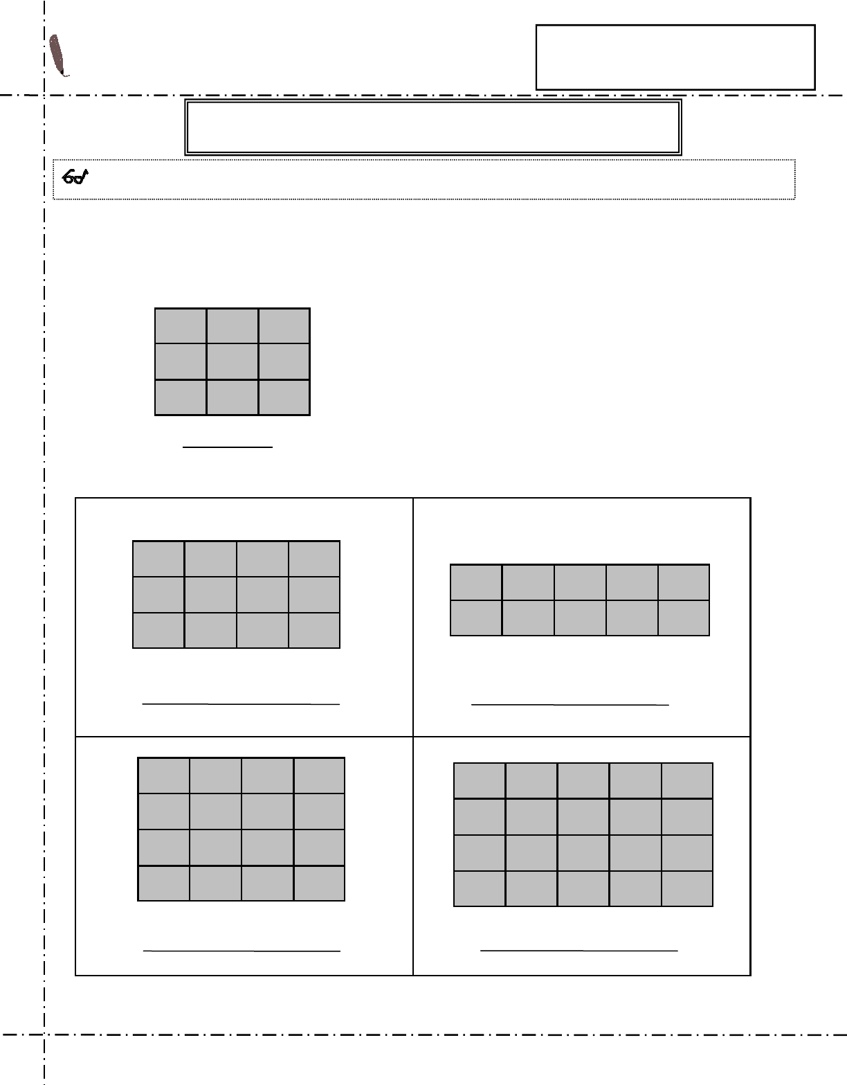 Download Repeated Addition Arrays Math Common Core Sheet