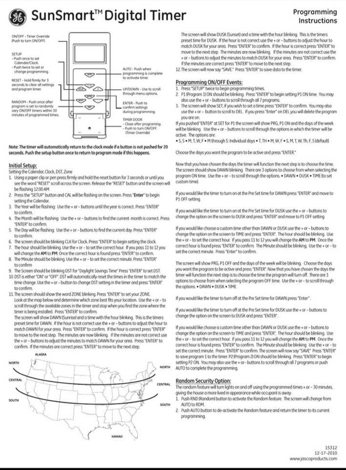 Download GE Quick Reference Guide Sample for Free