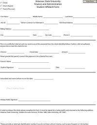 Download Arkansas Affidavit Form for Free - TidyTemplates