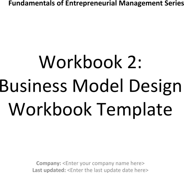4+ Business Model Canvas PPT Free Download