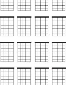 Large blank guitar chord chart also download charts for free tidytemplates rh