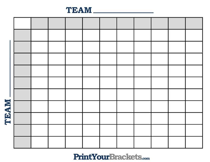 21+ Football Pool Template Free Download