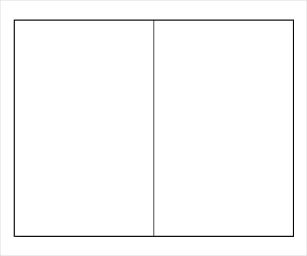 11+ Blank Bi Fold Brochure Template Free Download