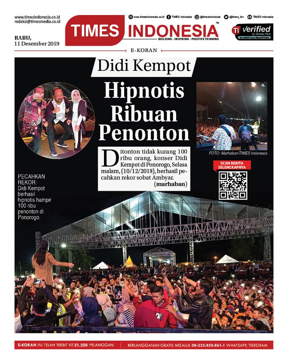 Konser Didi Kempot Di Ponorogo Pecahkan Rekor Sobat Ambyar Times