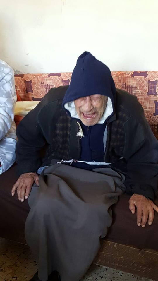 100 Year Old Musa Hussein Abu Al Qian