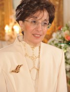 Sarah Halimi (Courtesy of the Confédération des Juifs de France et des amis d'Israël)