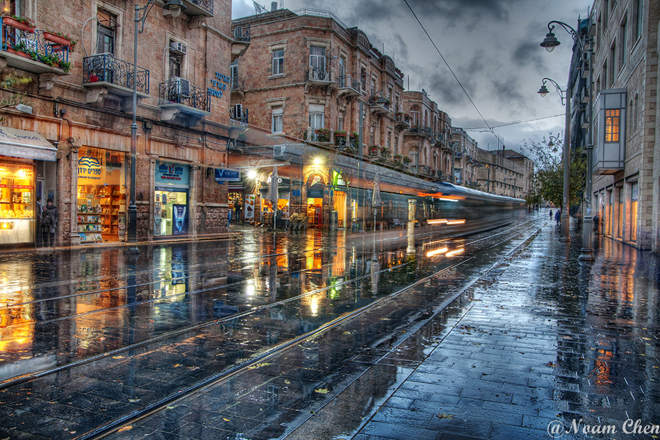 old jaffa street israel