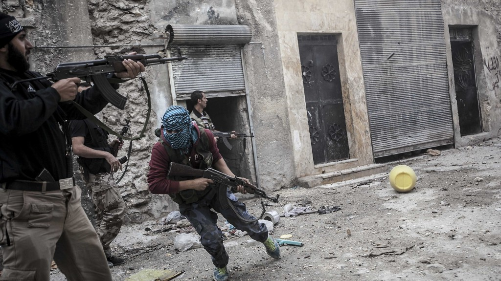 Syrian rebels fight government troops for control of airbase   The Times of Israel