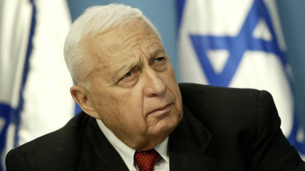 Image result for photo of ariel sharon