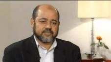 Capture d'écran Moussa Abu Marzouk (Crédit : YouTube/Al Jazeera)