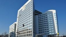 Le bâtiment de la Cour pénale internationale à la Haye (Crédit : Vincent van Zeijst/Wikimedia commons/CC BY SA 3.0)