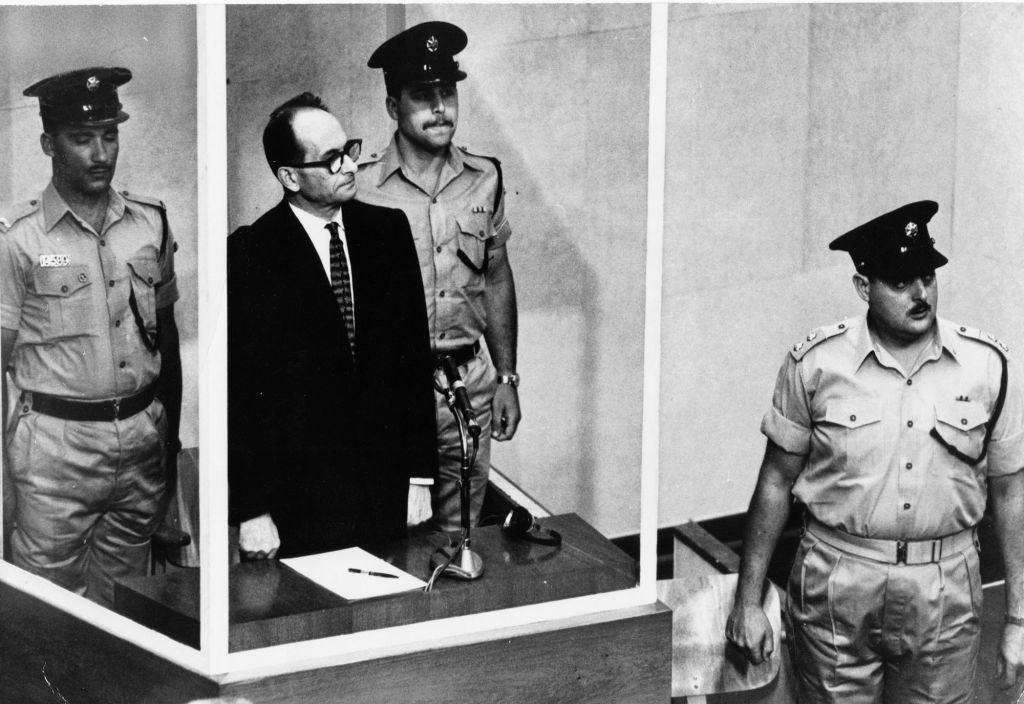 La captura del nazi Adolf Eichmann será llevada al cine en la cinta