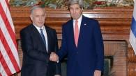 Veto not assured? PM Benjamin Netanyahu met with US Secretary of State JOhn Kerry in Rome on December 15, 2014 (photo credit: Amos Ben Gershom / GPO / Flash90)