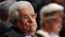 Le président de l'Autorité palestinienne Mahmoud Abbas assistant au sommet de la Ligue arabe dans la ville égyptienne de Charm el-Cheikh, le 28 mars 2015 (Crédit : AFP / STR)