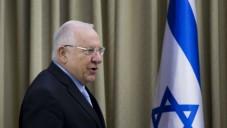 Reuven Rivlin  à la résidence présidentielle, à  Jérusalem, le 22 mars 2015 (Crédit photo: Yonatan Sindel/Flash90)