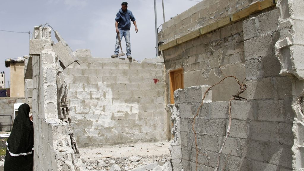 Razing of illegal building reportedly stymied by East Jerusalem violence | The Times of Israel