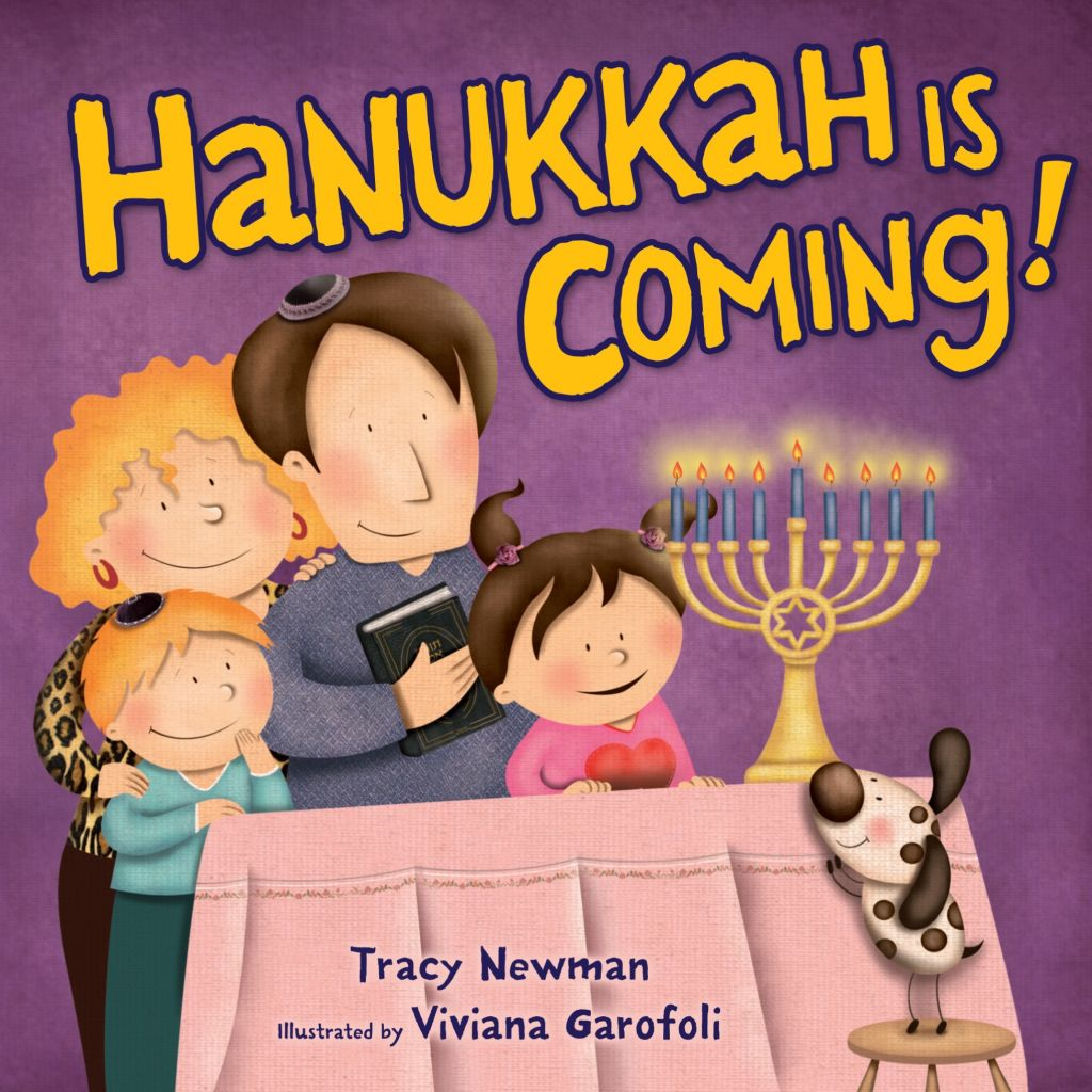 5 Great Hanukkah Reads For Kids