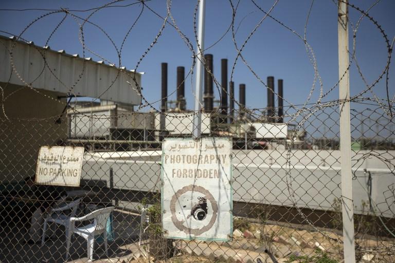 """Résultat de recherche d'images pour """"la facture électrique de Gaza."""""""