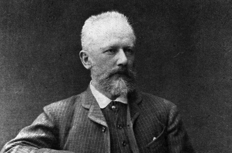 Russian composer Peter Tchaikovsky (1840 - 1893). His works include six symphonies and three piano concertos, only two of which are finished, a violin concerto and eleven operas. (Photo by Hulton Archive/Getty Images/via JTA)