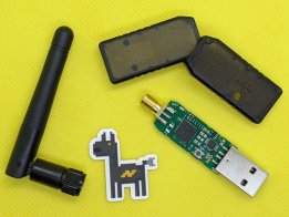 zzh! CC2652R Multiprotocol RF Stick