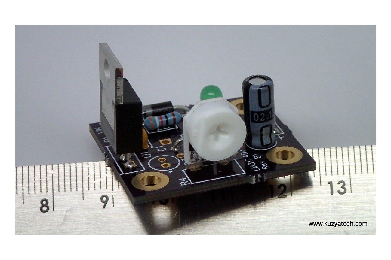 Lm317 Power Supply Kit Arduino Preregulator From Kuzyatech On Tindie