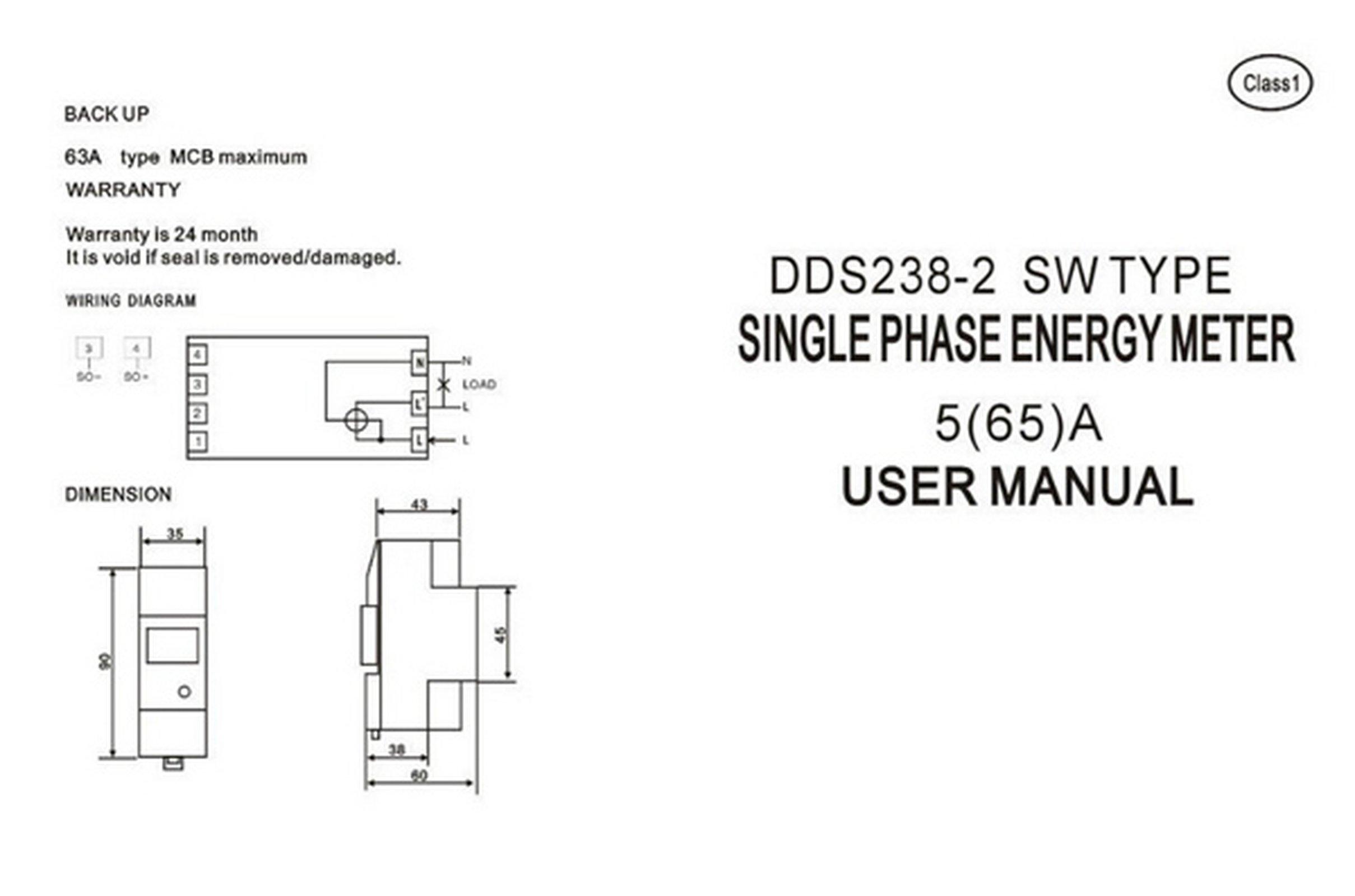 kilowatt hour meter wiring diagram rcd mcb watt energy from universbuy on tindie