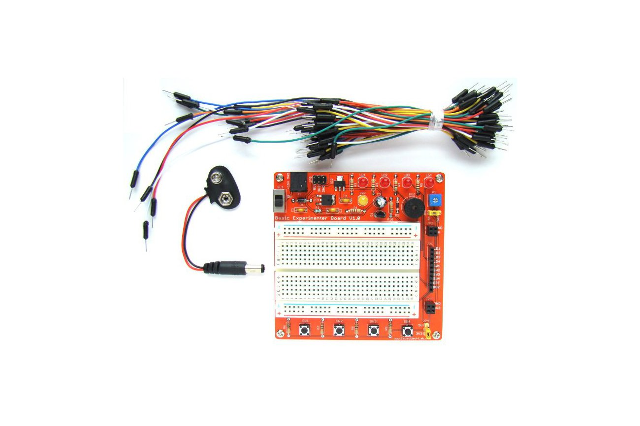 General Purpose Experimenter Board For Beginners From