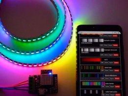 ElectroMage Pixelblaze V2+ WiFi LED Controller