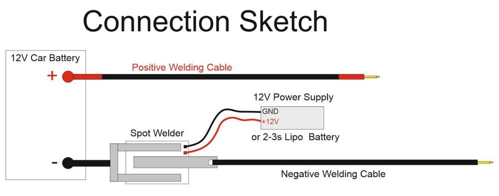 medium resolution of diy arduino battery spot welder v2 prebuilt kit 7