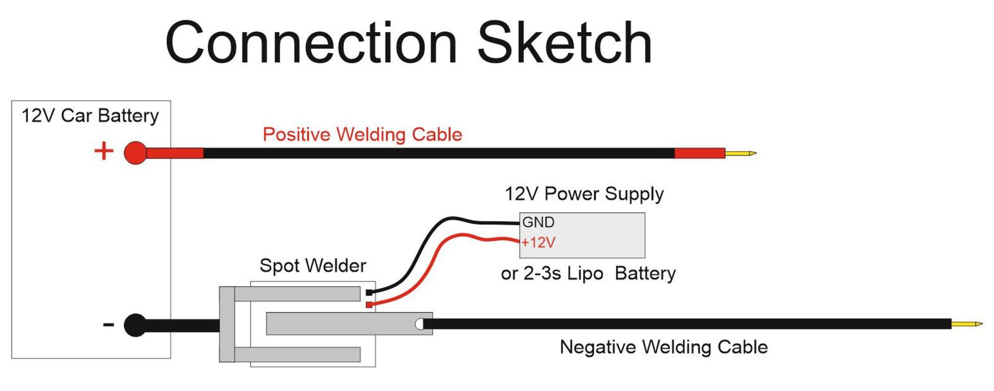 hight resolution of diy arduino battery spot welder v2 prebuilt kit 7