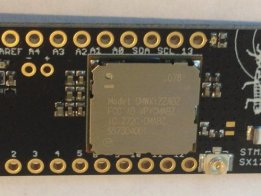 Grasshopper LoRa/LoRaWAN Development Board