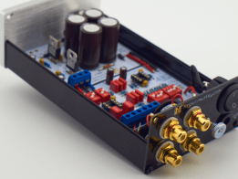 Muffsy Phono Preamp - Kit