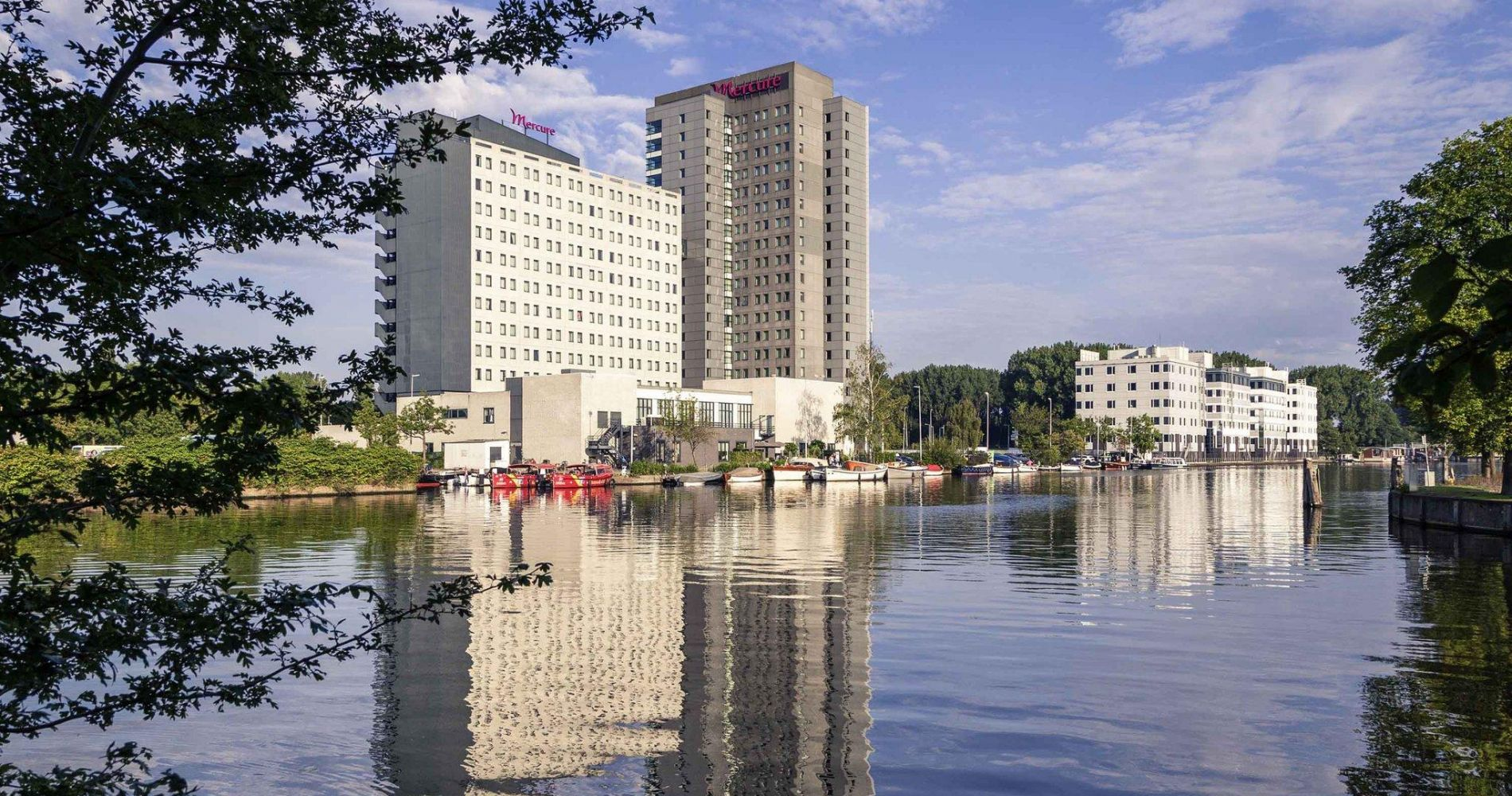 Mercure Hotel Amsterdam City Hotels And Overnight