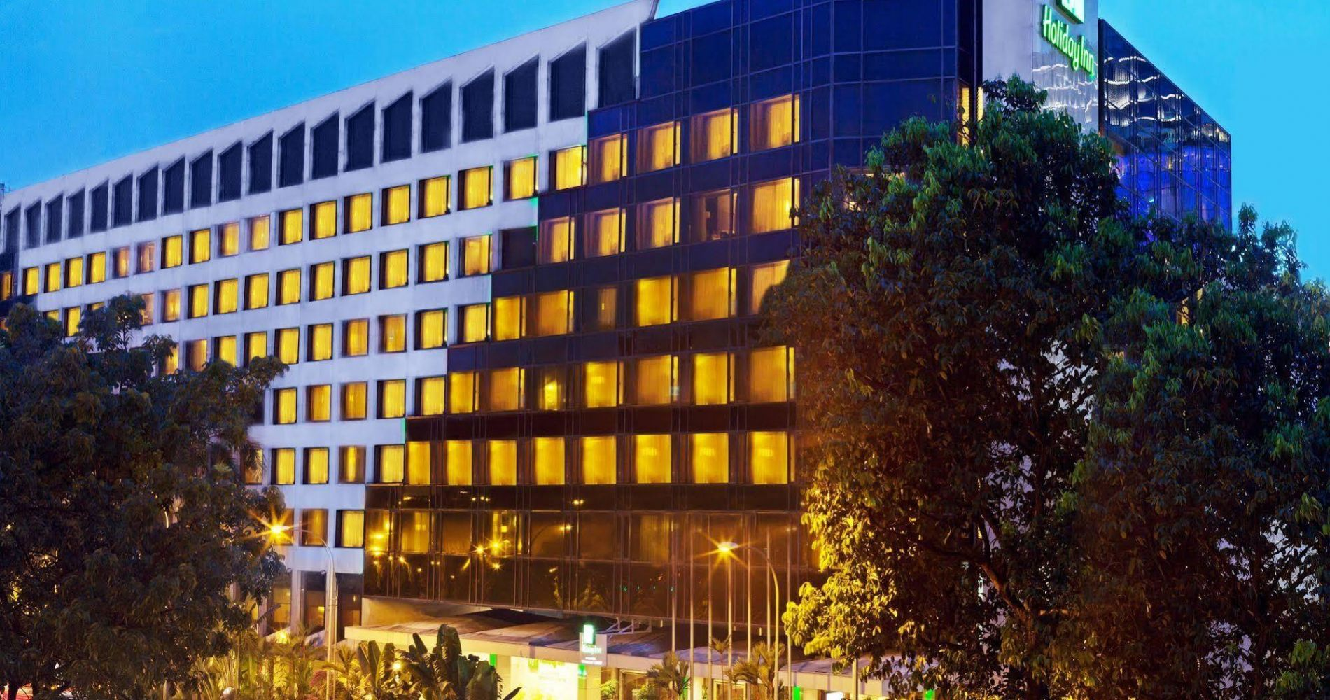 Holiday Inn Singapore Orchard City Centre Best Hotels And