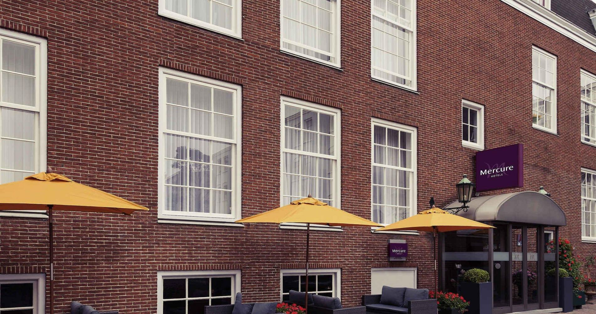 Mercure Hotel Amsterdam Centre Canal District