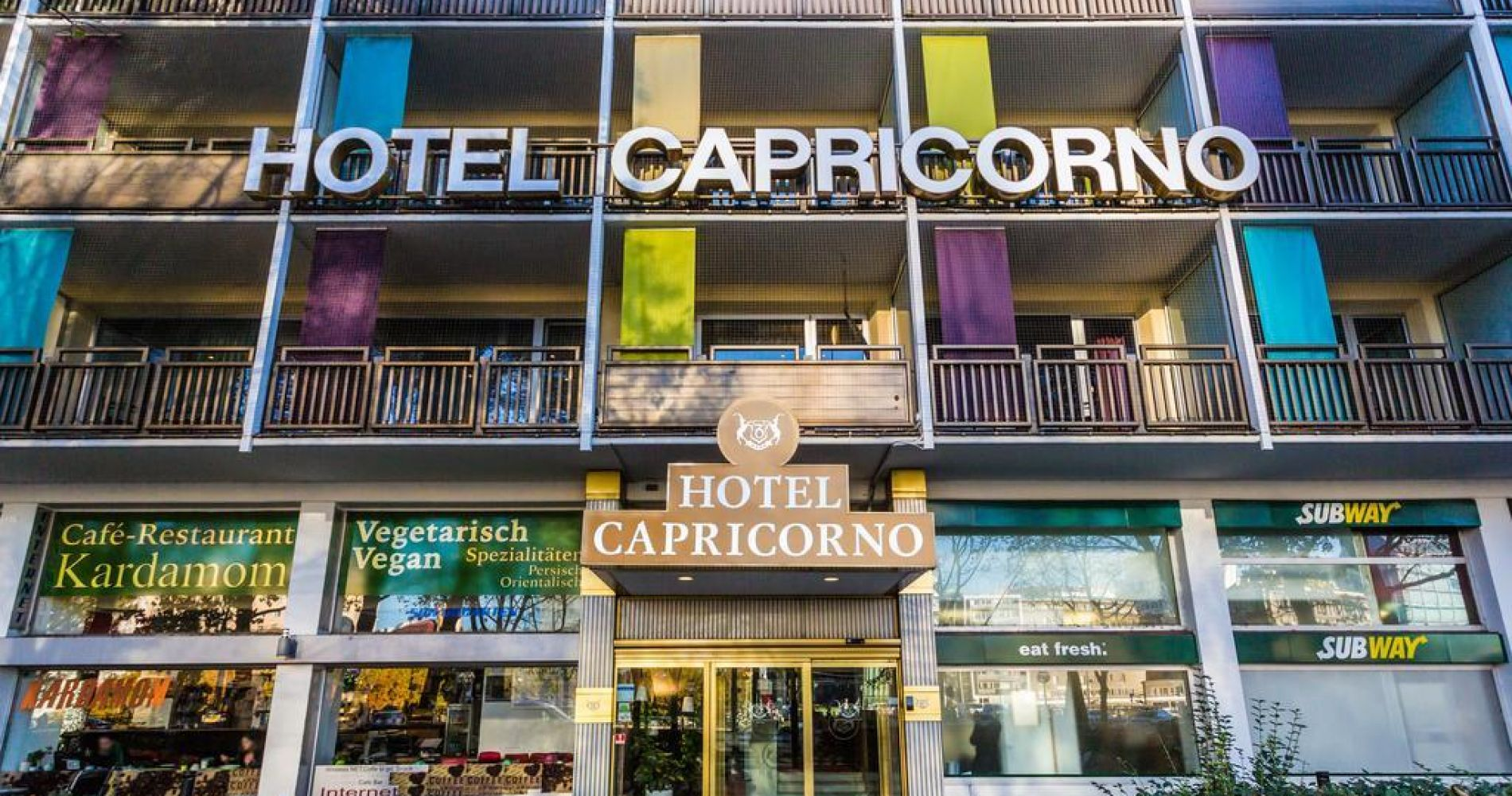 Hotel Capricorno Hotels And Overnight Stays Tinggly