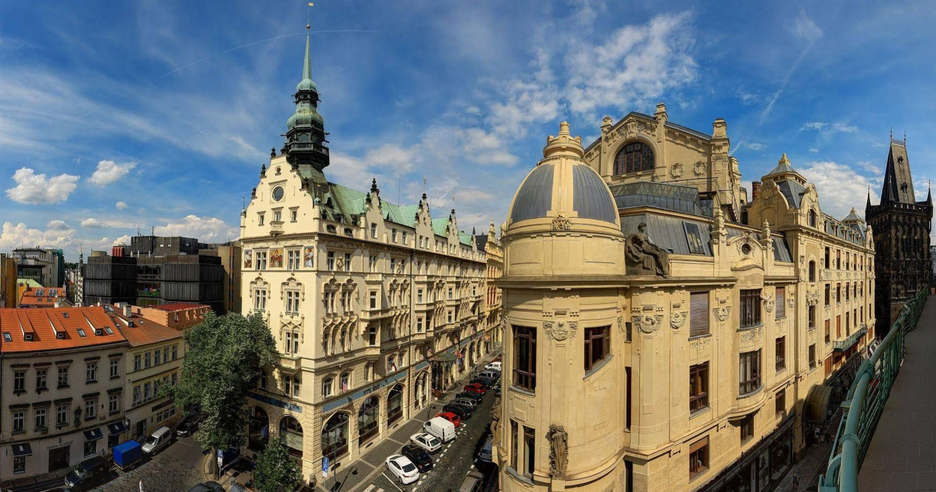 Hotel Paris Prague Hotels And Overnight Stays
